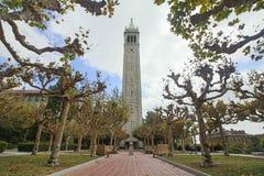 Der Glockenturm, Uc Berkeley, Kalifornien Stockfotos