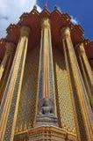 Der goldene Palast Buddha Stockbild