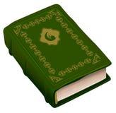 Der Grünbuch-Koran Symbol von Religion Islam vektor abbildung