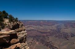 Der Grand Canyon Lizenzfreies Stockfoto