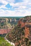 Der Grand Canyon stockbild