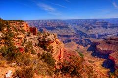 Der Grand Canyon Lizenzfreie Stockfotografie