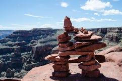 Der Grand Canyon Stockfotos