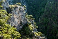 Der Grand Canyon von Krim Lizenzfreies Stockbild