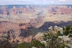 Der Grand- CanyonNationalpark AZ. Stockfotos