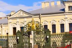 Der Grill des Sheremetyev-Palastes Lizenzfreie Stockfotografie