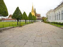 Der großartige Palast Stockbilder