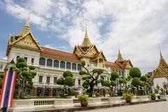 Der großartige Palast Stockbild
