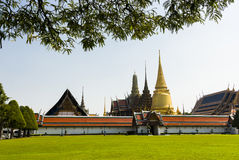 Der großartige Palast - Bangkok Stockfoto