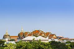 Der großartige Palast - Bangkok Lizenzfreie Stockbilder