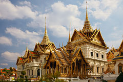 Der großartige Palast, Bangkok, Thailand Stockbilder