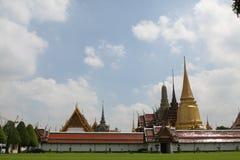 Der großartige Palast, Bangkok Thailand Lizenzfreies Stockbild