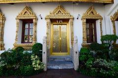 Der großartige Palast und der Tempel von Emerald Buddha Lizenzfreies Stockfoto