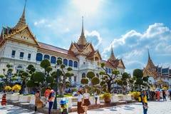 Der großartige Palast von Thailand Stockfotografie