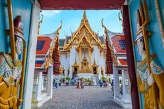 Der großartige Palast von Thailand in Bangkok Stockbild