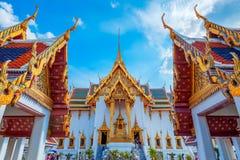 Der großartige Palast von Thailand in Bangkok Stockfotos