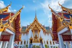 Der großartige Palast von Thailand in Bangkok Stockfotografie