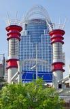 Der große amerikanische Turm am Königin-Stadtplatz in Cincinnati Lizenzfreie Stockfotos
