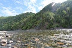 Der große Baikalsee, Russland Lizenzfreies Stockfoto