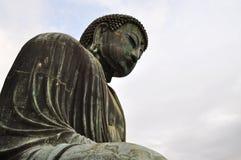 Der große Buddha Lizenzfreies Stockbild