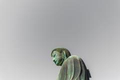Der große Buddha in Kamakura Lizenzfreies Stockfoto