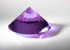 Der große Kristall Lizenzfreies Stockbild