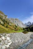 Der Grossglockner-Berg gesehen vom Süden Lizenzfreie Stockbilder