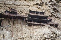 Der hängende Tempel Lizenzfreies Stockfoto