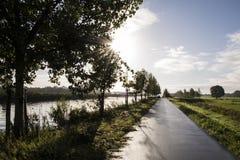 Der hübsche Anblick der Landschaft lizenzfreie stockfotografie