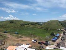 Der Hügel lizenzfreie stockbilder
