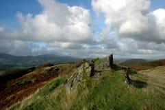 Der Hügel Stockfoto