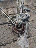 Der Hafen stockfoto