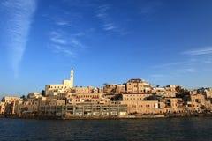 Der Hafen von Jaffa stockbilder