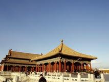 Der Hall der zentralen Harmonie (Vordergrund) und stockfotografie