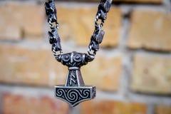 Der Hammer von Thor lizenzfreie stockfotografie