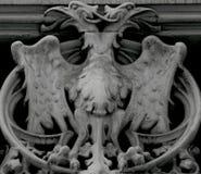 Der Hauptadler zwei Stockfoto