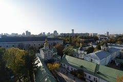 Der Haupteingang nach das Kiew-Pechersk Lavra, Kiew, Ukraine Lizenzfreie Stockbilder