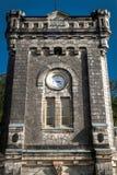 Der Hauptturm von Massandra-Weinkellerei, 1894 Lizenzfreie Stockbilder