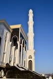 Der Hazret Sultan Mosque Lizenzfreies Stockbild