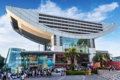 Der Höchstturm in Hong Kong Stockfoto