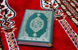 Der heilige Quran Lizenzfreie Stockfotografie