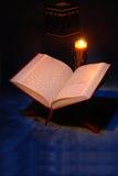 Der heilige Quran stockbilder