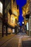 Der heillose Durcheinander York, England lizenzfreies stockfoto