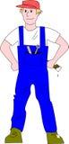 Der Heimwerker Lizenzfreies Stockfoto
