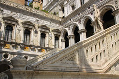 Der herzogliche Palast Lizenzfreies Stockfoto