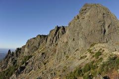 Der Heuschober des Berg-Si, USA Lizenzfreie Stockbilder