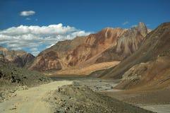 Der Himalaja lizenzfreies stockbild