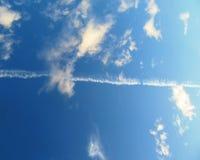 Der Himmel über Berlin lizenzfreie stockfotografie