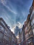 Der Himmel lizenzfreies stockbild