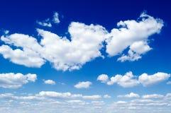 Der Himmel. Lizenzfreies Stockfoto